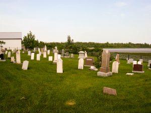 Beechridge Presbyterian Cemetery 2003