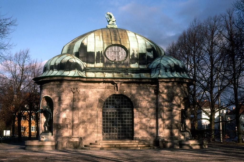 Hubertusbrunnen Munich